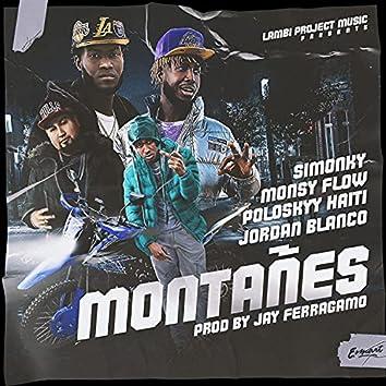 Montañes (feat. Monsy Flow, Simonky, Jordan Blanco & Jay Ferragamo)