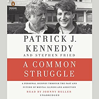 A Common Struggle audiobook cover art