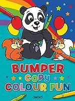 Bumper Copy Colour Fun (My First Bumper Copy Colouring)