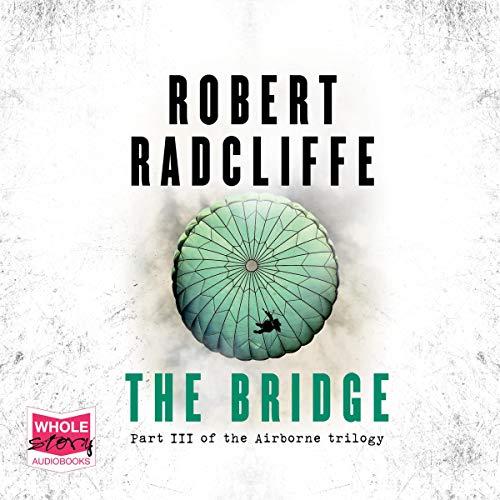 The Bridge audiobook cover art