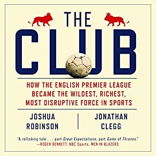 The Club cover art