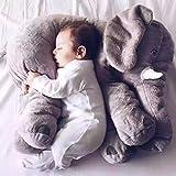 zcxbhd almohada para dormir de peluche de elefante almohada para abrazar peluches peluche de peluche