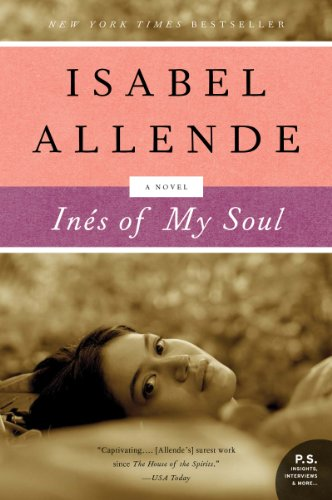 Inés of My Soul: A Novel by [Isabel Allende]