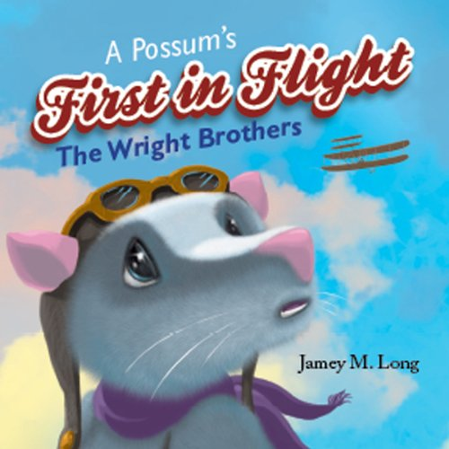 A Possum's First in Flight audiobook cover art