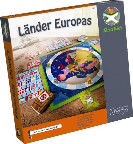Haba Terra Enfants Pays d'europe