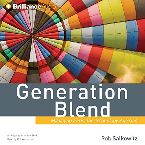 Generation Blend Titelbild