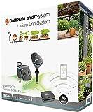 Gardena smart Watering Set Pflanzentöpfe: Bewässerung von Pflanztöpfen per Gardena smart App, mit...