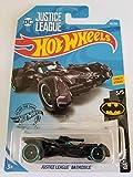 Hot Wheels 2019 Batman Justice League Batmobile, 66/250 Black