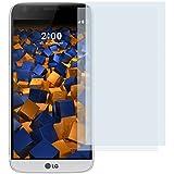 mumbi Schutzfolie kompatibel mit LG G5 Folie klar, Bildschirmschutzfolie (2X)