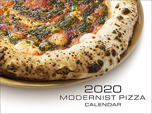 2020 Modernist Pizza Calendar