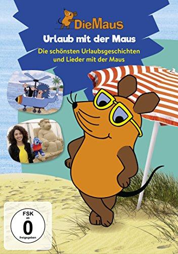 Die Maus 12 - Urlaub mit der Maus