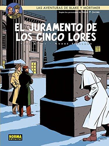 BLAKE&MORTIMER 21. EL JURAMENTO DE LOS CINC