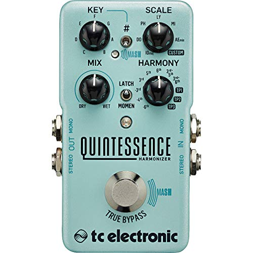 TC electronic Quintessence Harmony Pedal Armonizador -