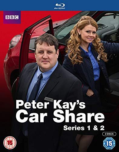 Peter Kay's Car Share - Series 1 & 2 Box Set [Blu-ray] [UK Import]