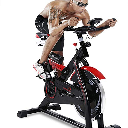 Amazing Deal LMZZGAOYANQING Exercise Equipment Mute Spinning Bicycle Elliptical Fitness Machine, Car...