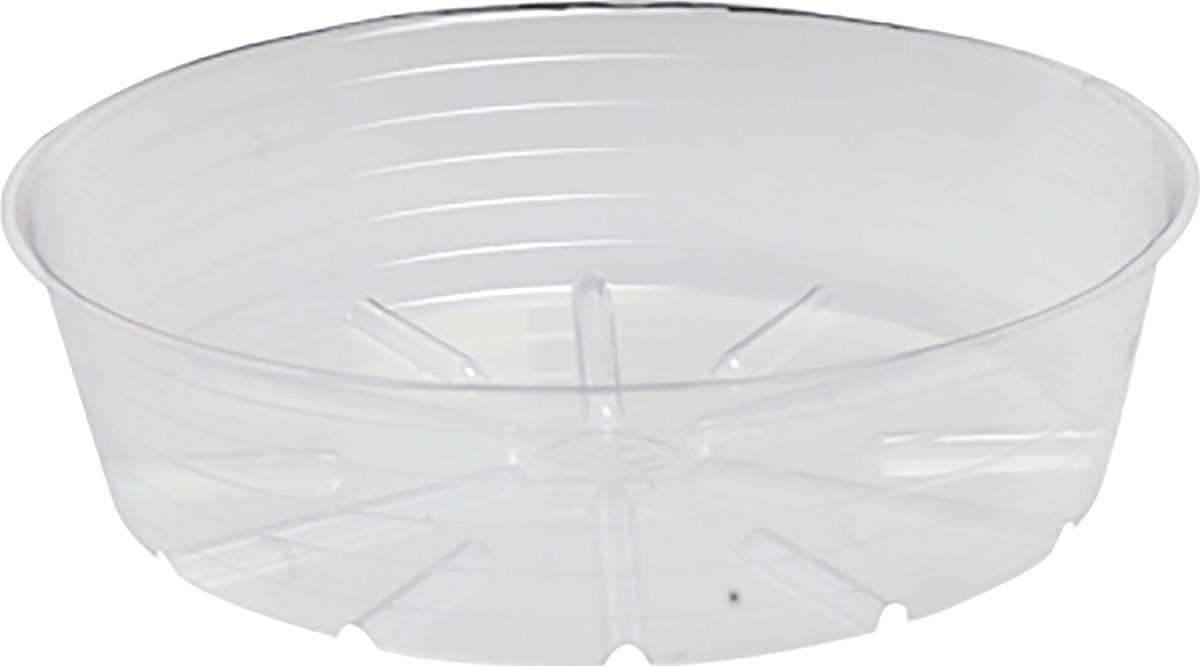 Bond CVS014DL 14-Inch Deep Dish Clear Plastic Saucer