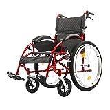 Y-L Sport-Und Freizeit-Rollstühle, Transport-Rollstuhl-Aluminiumlegierungs-Fester Rahmen-Faltbarer Sport-Rollstuhl für Athleten -