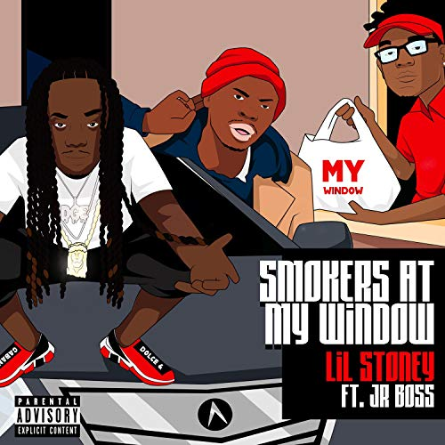 Smokers at My Window (feat. Jr. Boss) [Explicit]