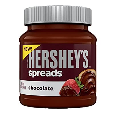 Hershey's Spreads, 13 Ounce Jars (Pack of 8)