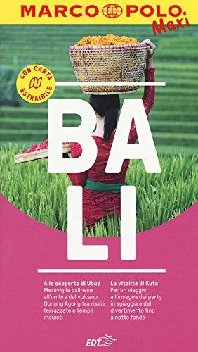 Bali. Con carta estraibile