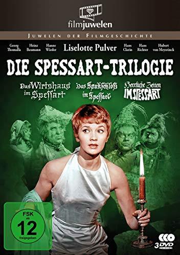 Die Spessart-Trilogie [3 DVDs]