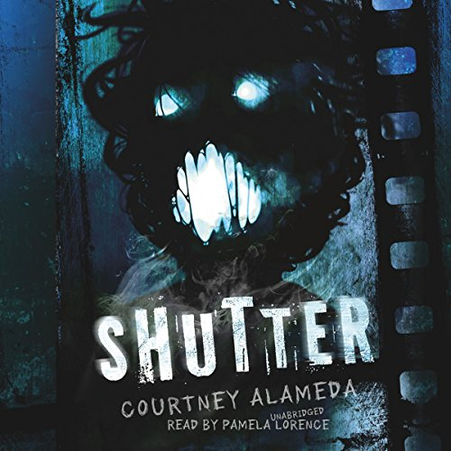 Shutter audiobook cover art