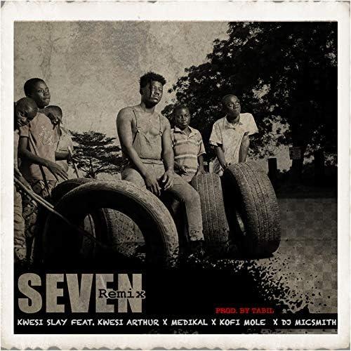 Kwesi slay feat. Kwesi Arthur, Medikal, Kofi Mole & Dj Micsmith