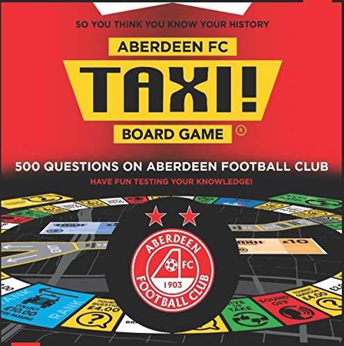 Aberdeen FC edition, Taxi Board Game