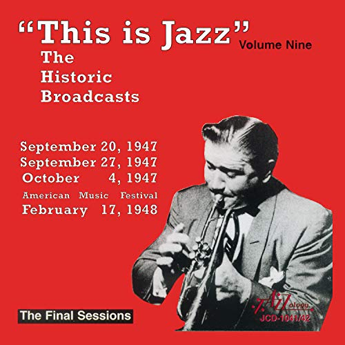 This Is Jazz The Historic Broadcasts Vol. 9 / Various