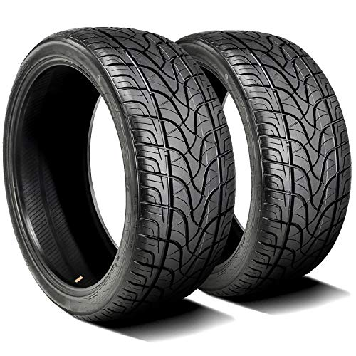 Set of 2 (TWO) Fullway HS288 All-Season Performance Radial Tires-305/45R22 118V XL