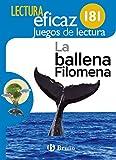 La ballena Filomena Juego de Lectura: 181 - 9788469615263