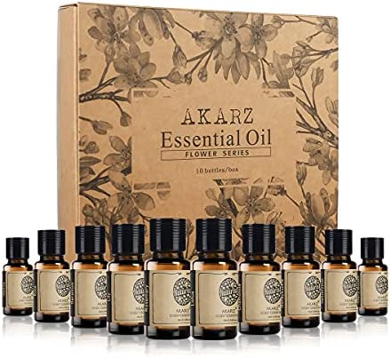 Top 10 Best essential oil cherry blossom Reviews