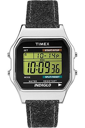 Timex T80Classic tw2p77100Armbanduhr Unisex