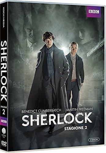 Sherlock Stagione 2 (2 DVD)