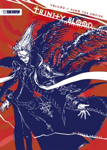 Trinity Blood - Rage Against the Moons Volume 1: From the Empire