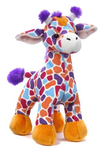 Webkinz Sunset Giraffe Plush