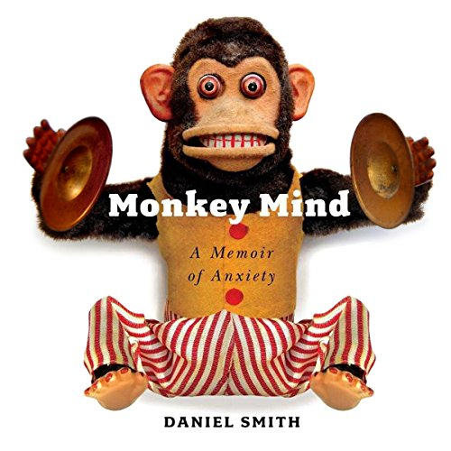 Monkey Mind audiobook cover art
