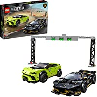Lego Speed Champions Lamborghini Urus ST-X & Lamborghini Hura