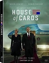 House Of Cards Temporada 3 [DVD]