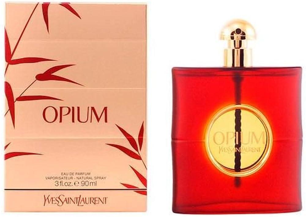 Yves saint laurent opium eau de parfum  spray 90 ml,per donna 10646