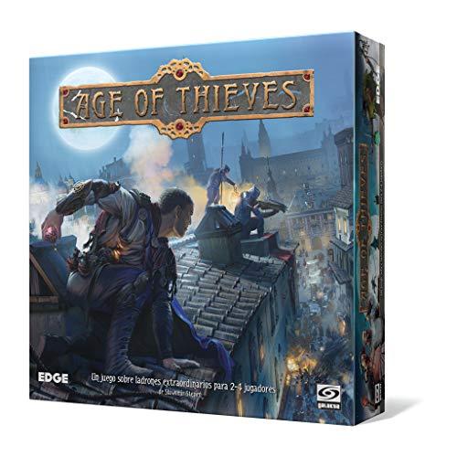 Edge Entertainment- Age of Thieves - Español, Color (EEGKAT01)