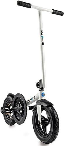 Seleccione de las marcas más nuevas como Micro PedalFlow PedalFlow PedalFlow blanco, Bicicleta patinete  gran descuento