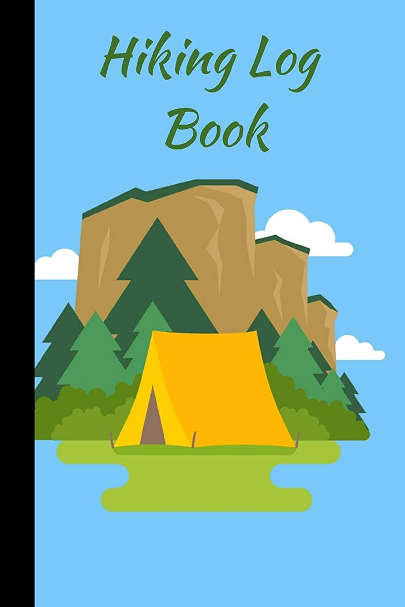 役割症候群症候群Hiking Log Book: A Hill Seaside Travel Trail Adventure Outdoors Walking, Climbing, Camping, RV, Running, Hunting, Trekking and Record Gift Tracker, Journal, Notebook, Diary, Planner Writing Prompts For Professional Hikers, Lovers.