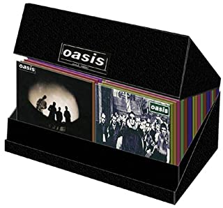 Complete Singles... by Oasis (B000I6BL0E)   Amazon price tracker / tracking, Amazon price history charts, Amazon price watches, Amazon price drop alerts