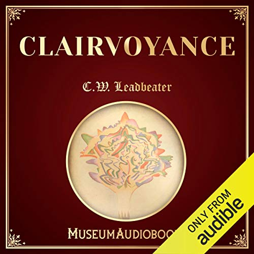 Clairvoyance audiobook cover art