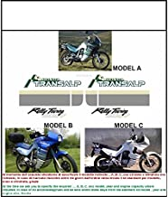 GRAPICHSMOTO Kit adesivi decal stikers HONDA AFRICA TWIN XRV RD07 750 1993 INDICARE IL MODELLO A o B o C