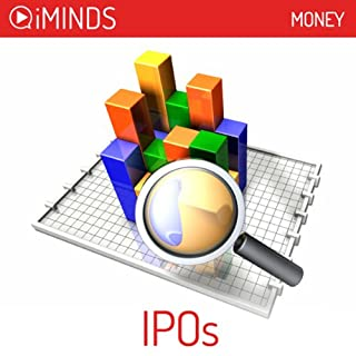 IPOs audiobook cover art