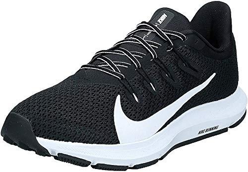 Nike Wmns Quest 2, Zapatillas de Running para Asfalto Mujer, Multicolor (Black/White 004), 40 EU