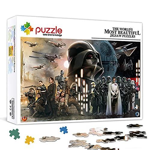 """Rogue One : Una storia di Star Wars Jigsaw Puzzles 1000 pezzi per adulti Puzzle in cartone Impegnativo Miglior regalo per adulti Kids Home Decor 27,6""""x 19,7"""""""