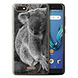 Stuff4 Phone Case for Wiko Tommy 3 Mono Zoo Animals Koala
